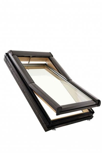RotoTronic elektrisches Schwingfenster R4 aus Holz