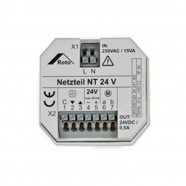 Roto Netzteil 24 V 0,5A